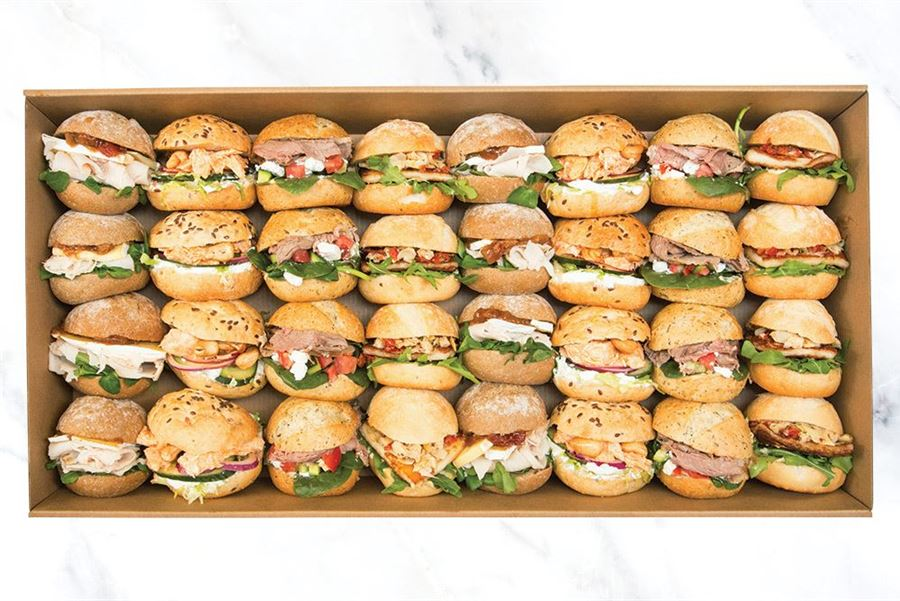 Luxe Lunch Slider Collection