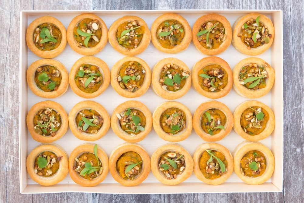 Pumpkin Vol-au-Vent Collection