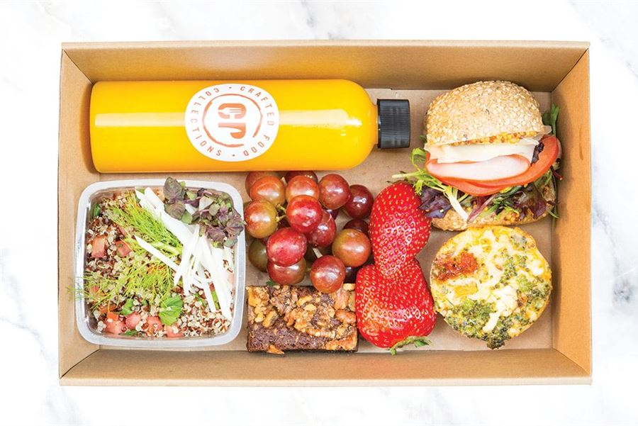 Individual Lunch Box