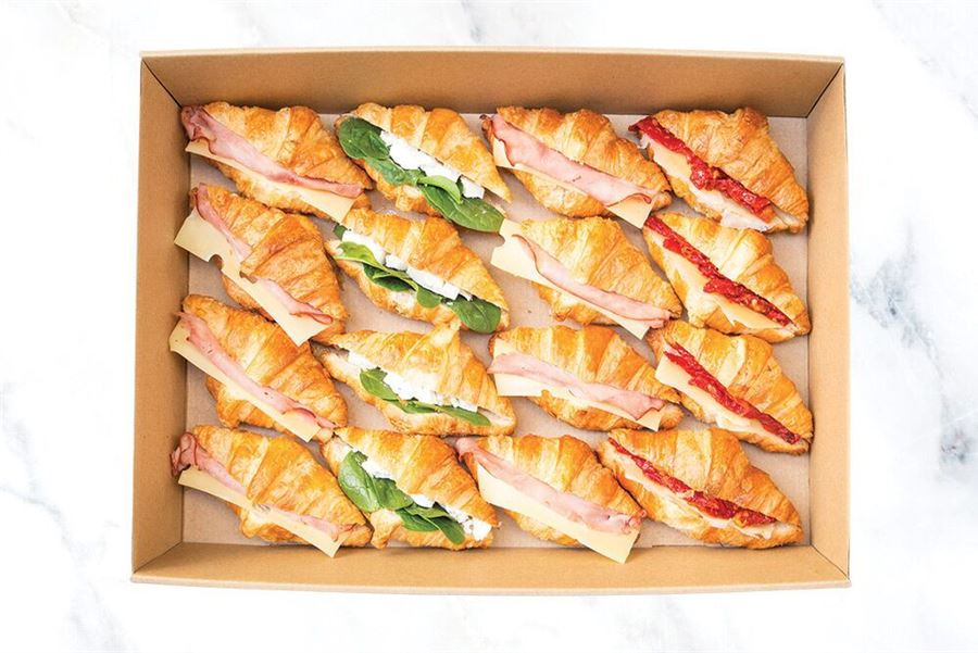 Savoury Croissant Collection