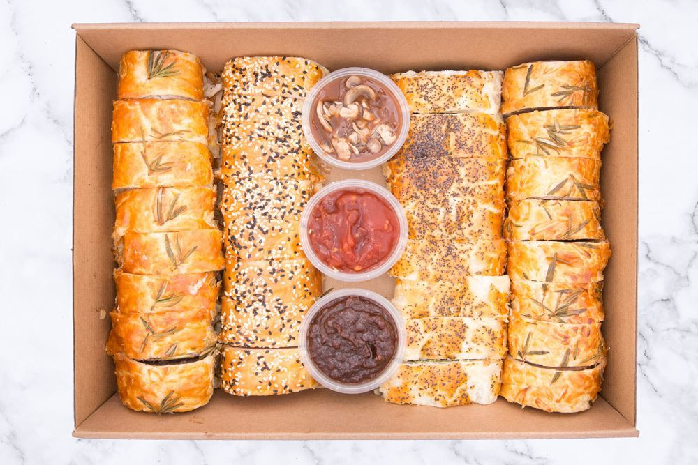 Aussie Sausage Roll Collection