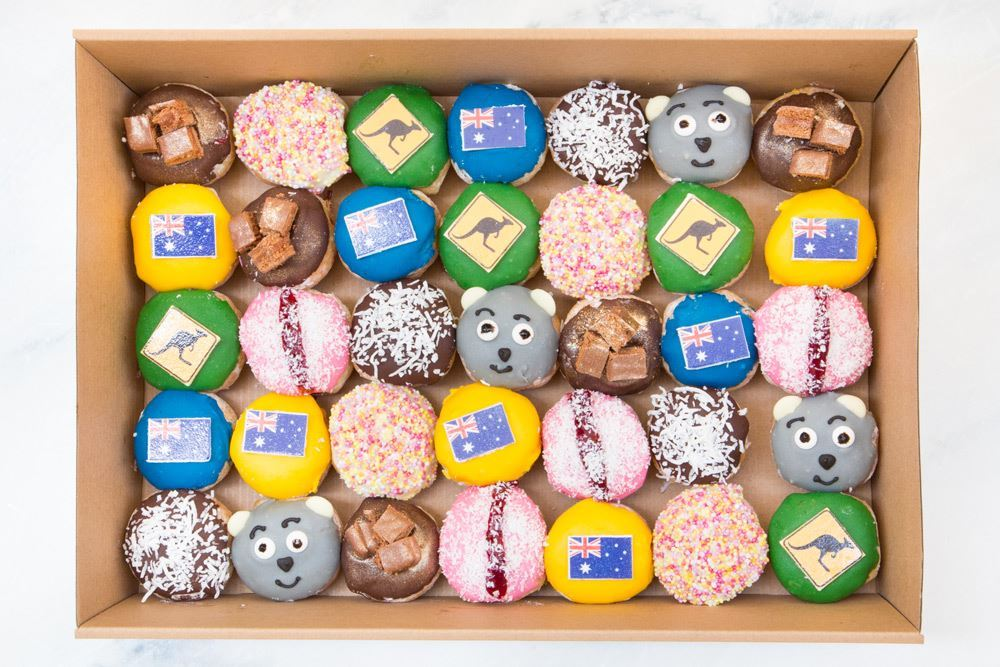 Limited Edition Medium Aussie Doughnut Collection