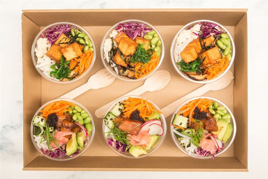 Signature Poke Bowl Collection