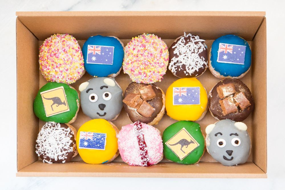 Limited Edition Small Aussie Doughnut Collection