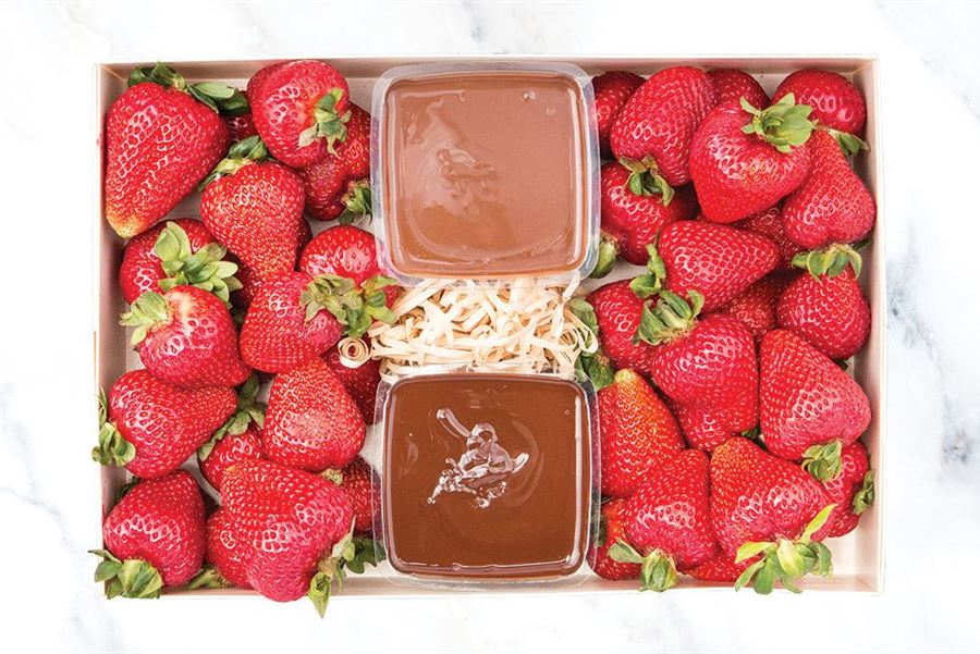 Strawberries & Nutella Collection