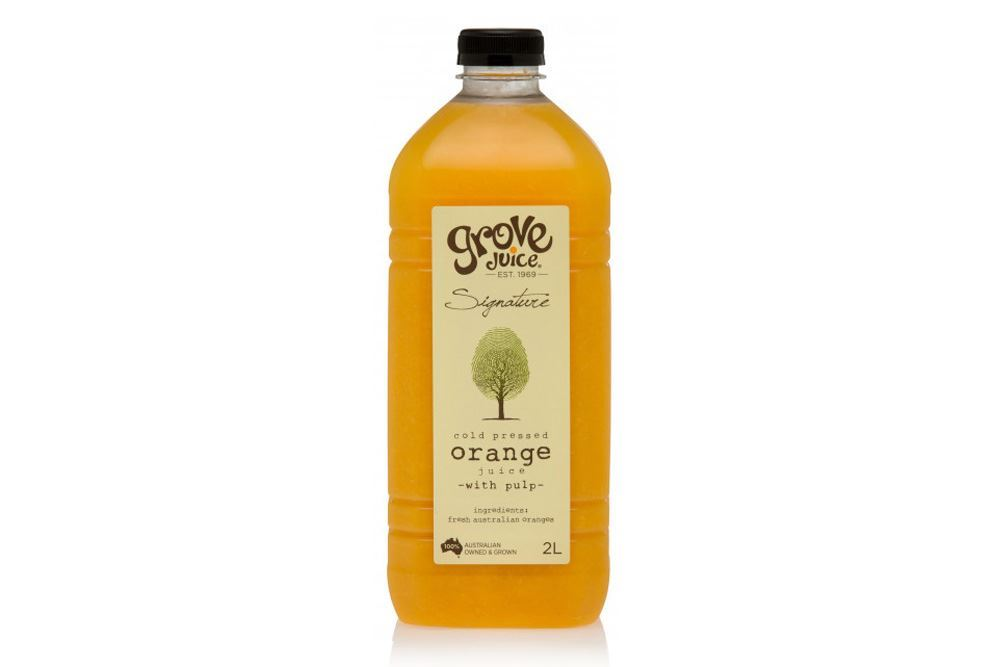 Grove Signature 100% Australian Orange Juice