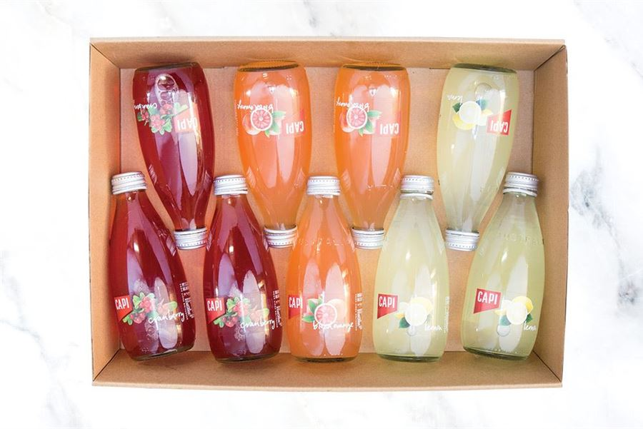 Flavoured Soda Collection