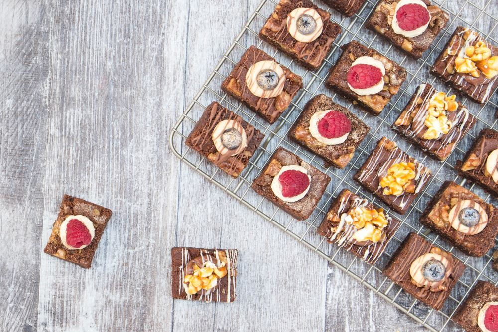 Canape Brownies